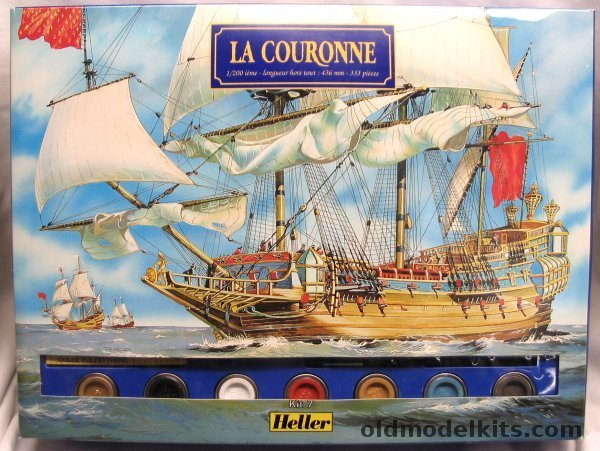 Heller 1 200 La Couronne 7