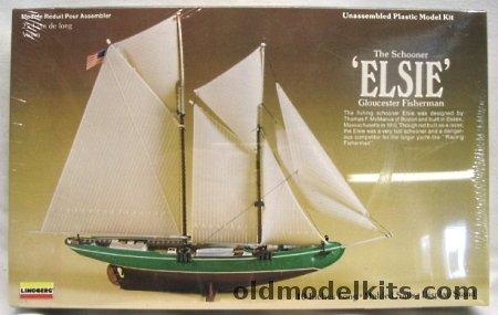 Lindberg Schooner Elsie  Gloucester Fisherman 851