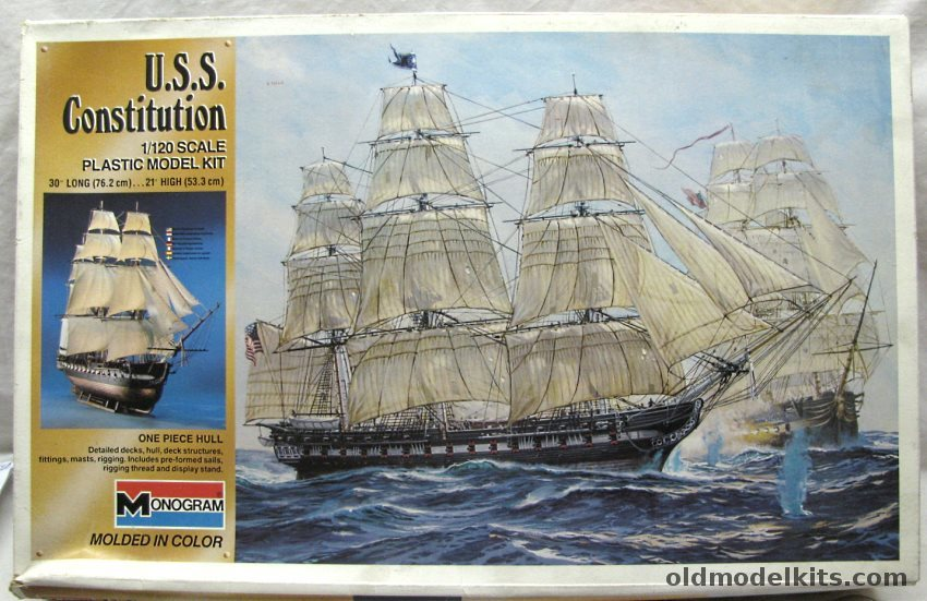 uss constitution rigging diagram best strat wiring diagrams monogram 1 120 with sails 30 inches long ex imai