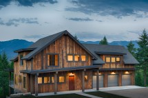 Whitefish Montana Home Builders