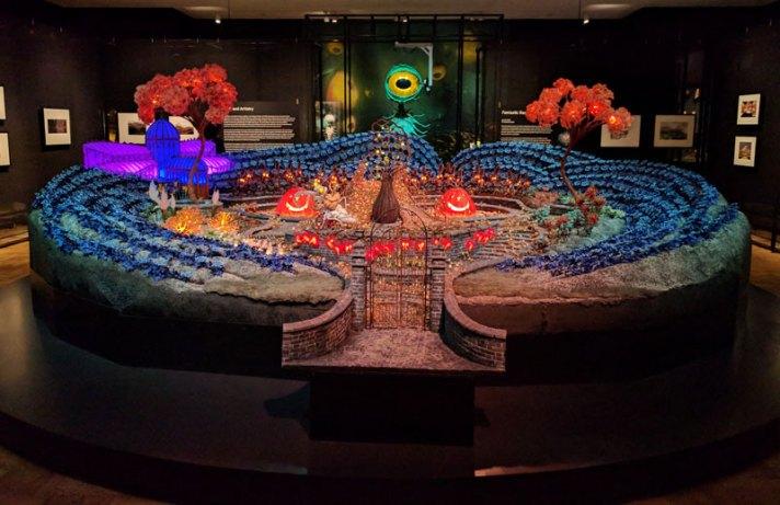 LAIKA Coraline Garden