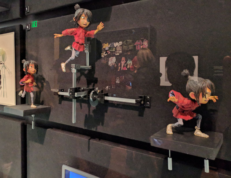 Animating Life Laika Invades The Portland Art Museum Your Old Pal Marcus Alexander Hart