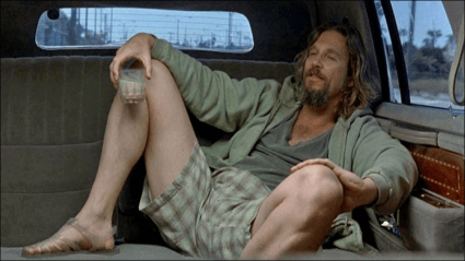 The Dude Abides Principle