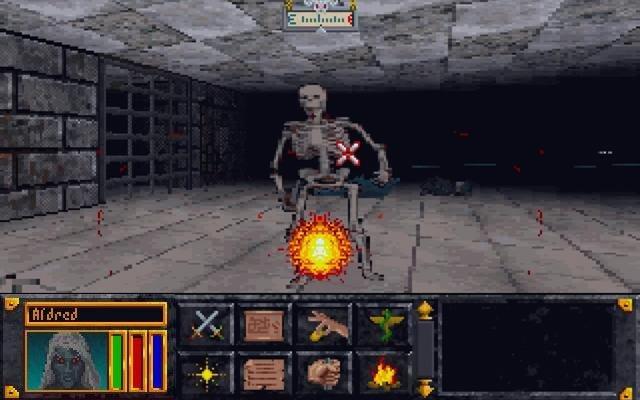 elder scrolls arena 1994