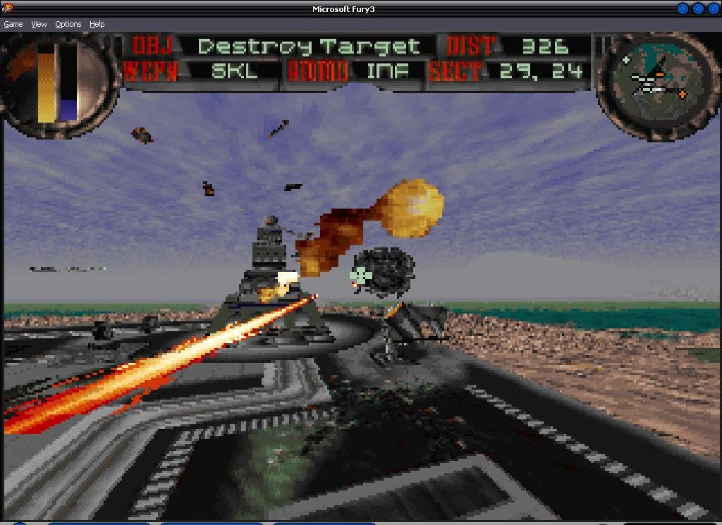 Windows Rotating Wallpaper Fall Fury3 1995 Pc Review And Full Download Old Pc Gaming