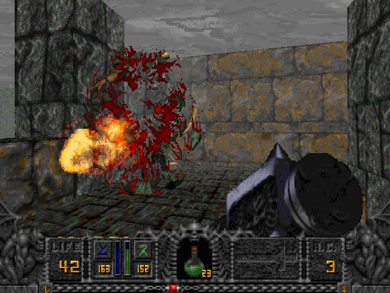Hexen Beyond Heretic PC Review And Full Download Old