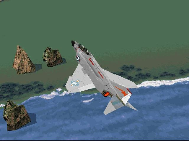 Janes US Navy Fighters  PC Review and Full Download  Old PC Gaming