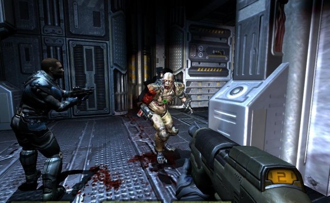 Quake 4 2005 Pc Review Old Pc Gaming