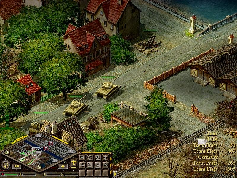 blitzkrieg pc review and