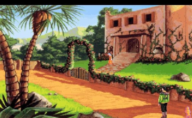 King S Quest 6 1992 Pc Review And Full Download Old