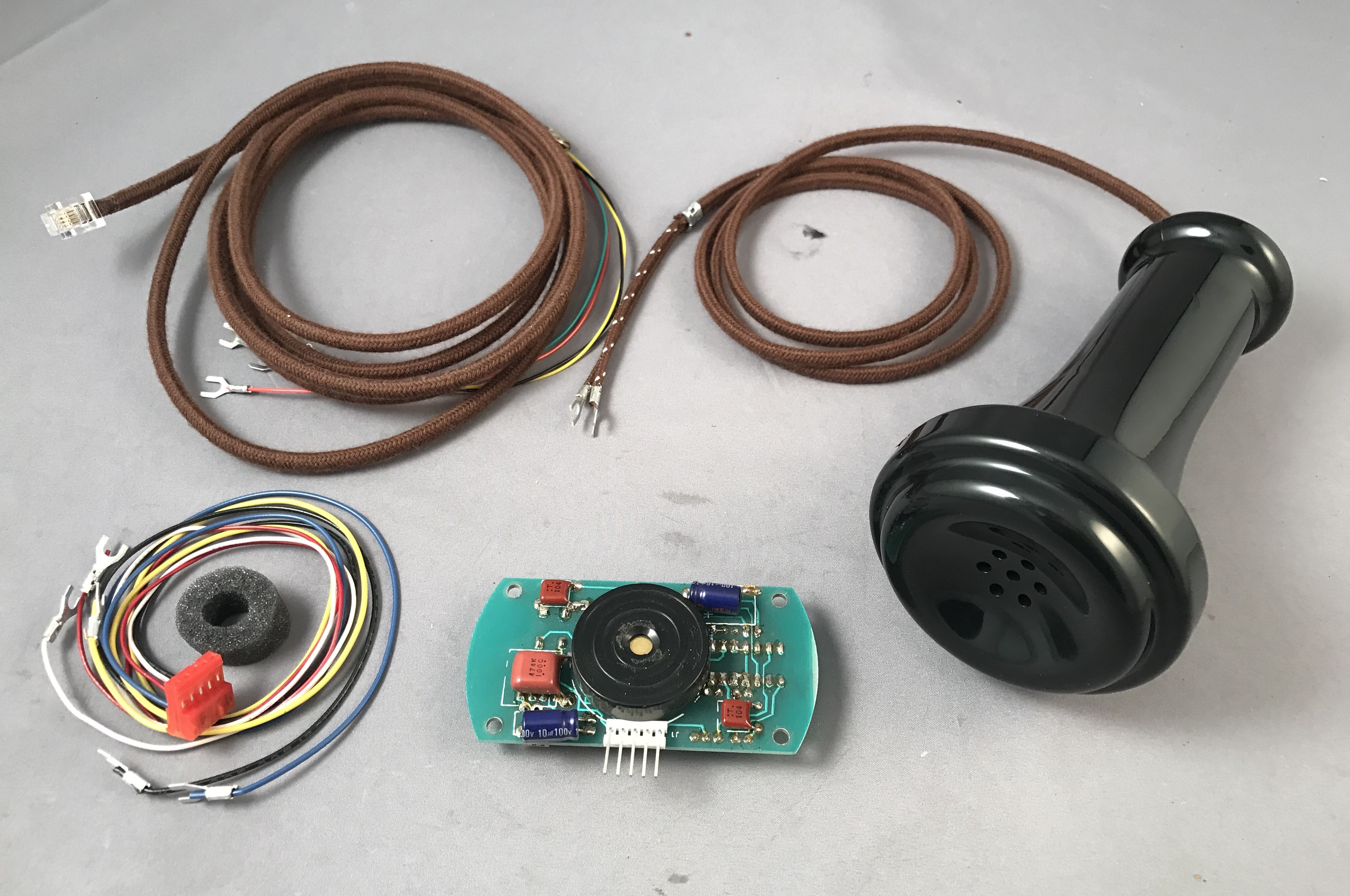 telephone handset wiring diagram gretsch 6120 cable best library candlestick phone candle