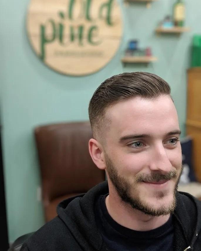 Old Pine Barber Shop Halifax
