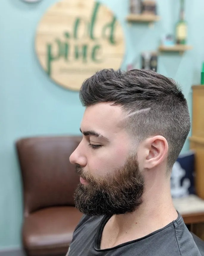 Old Pine Barbershop