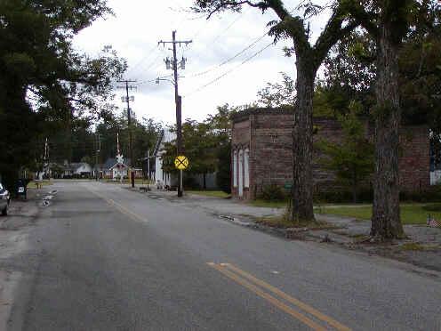 Reevesville South Carolina