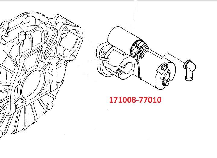 171008-77010 Starter