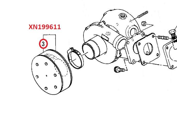 XN199611 Air Element