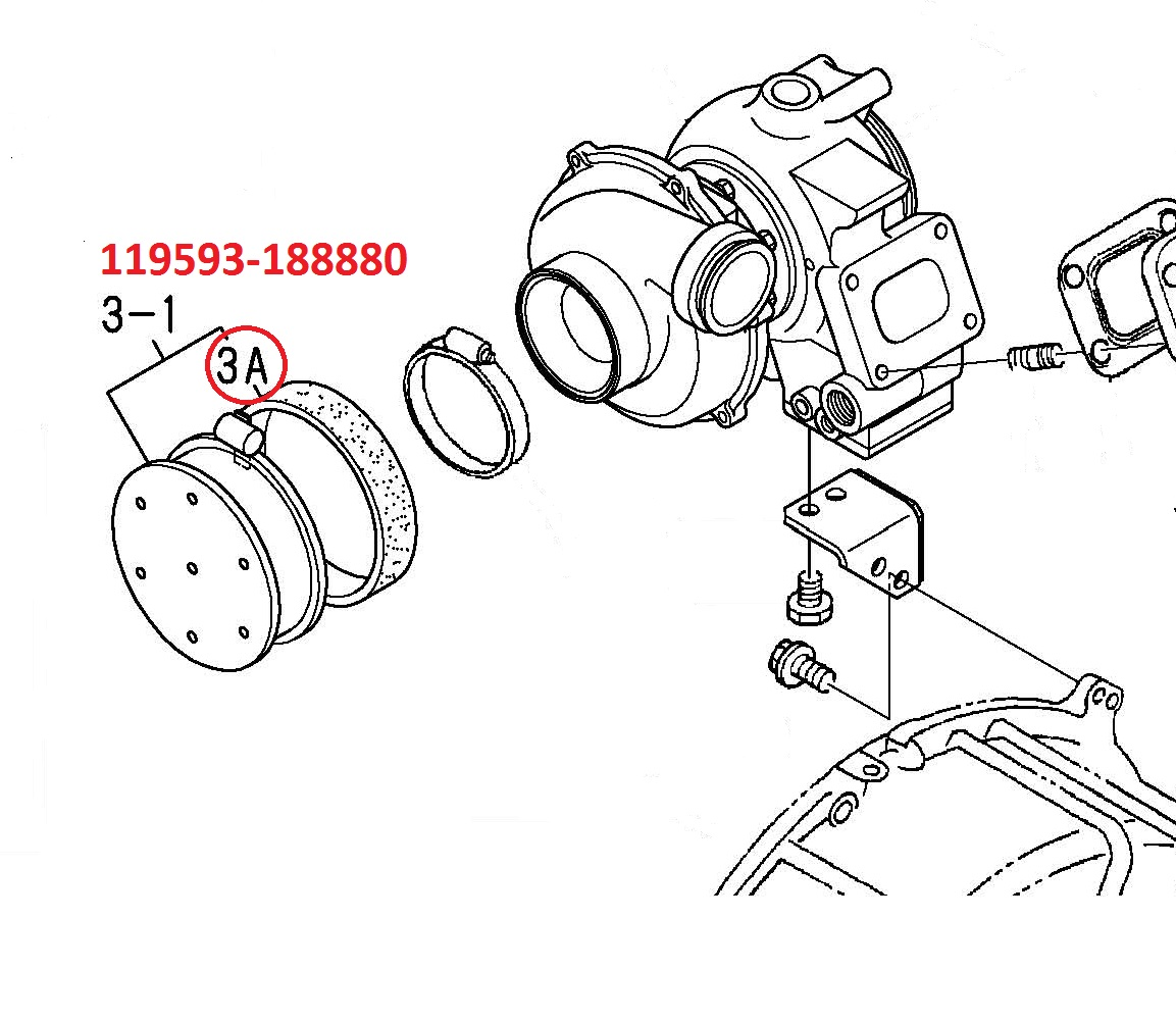 119593-18880 Air Element