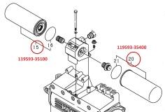 119593-35100 Oil Filter