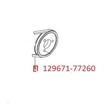 129671-77260 Serpentine Belt