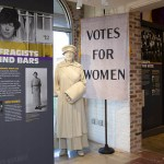 New museum at former District of Columbia prison honors legacy of women's suffrage movement