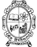 Goa University Admission 2019-20 www.unigoa.ac.in