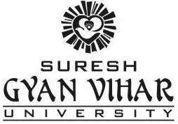 SGVU Admission 2019-20 www.gyanvihar.org Application Form