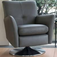 Parker Knoll Evolution Design 1704 Swivel Chair | Oldrids