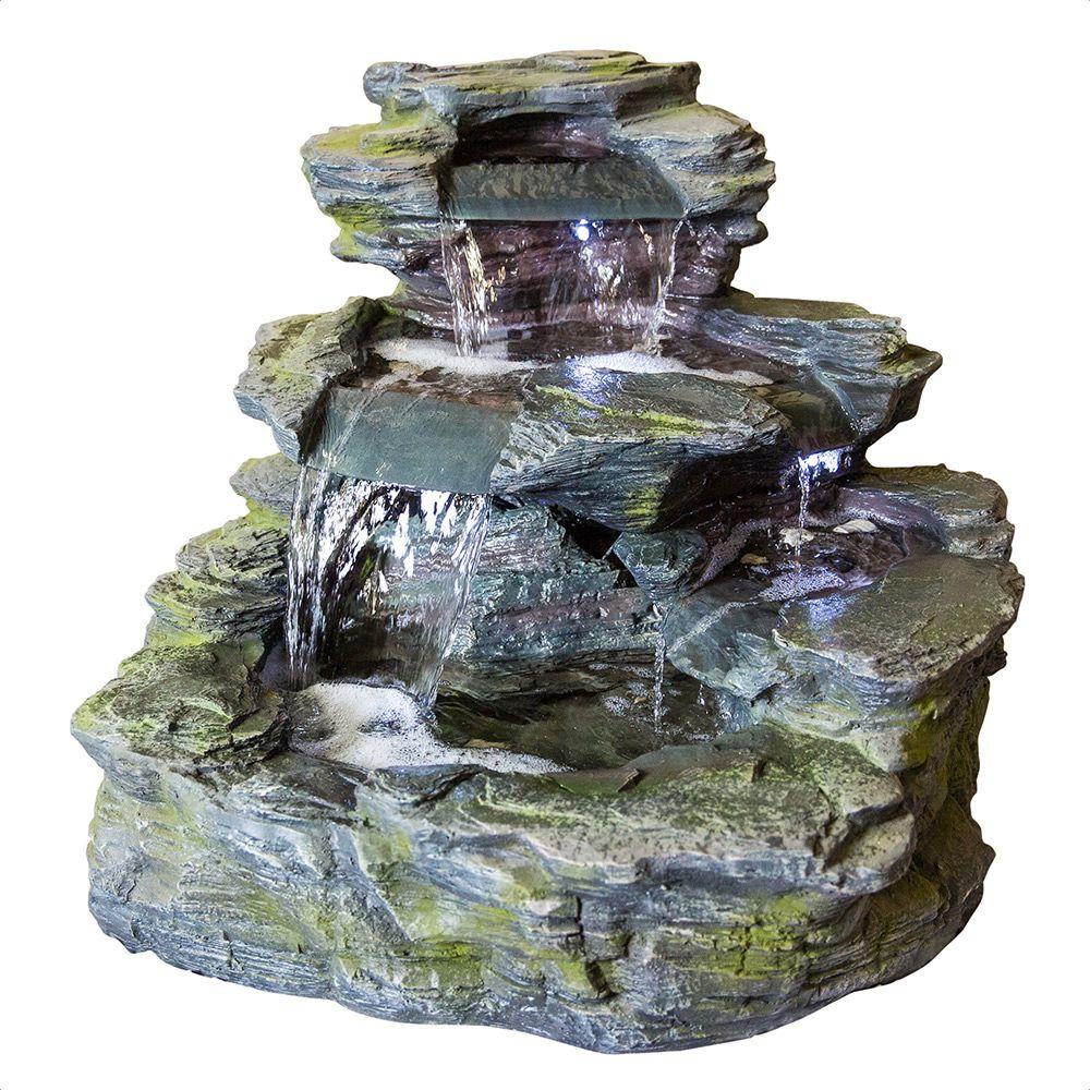 corner kitchen table sets target storage kelkay garda falls water feature | oldrids & downtown
