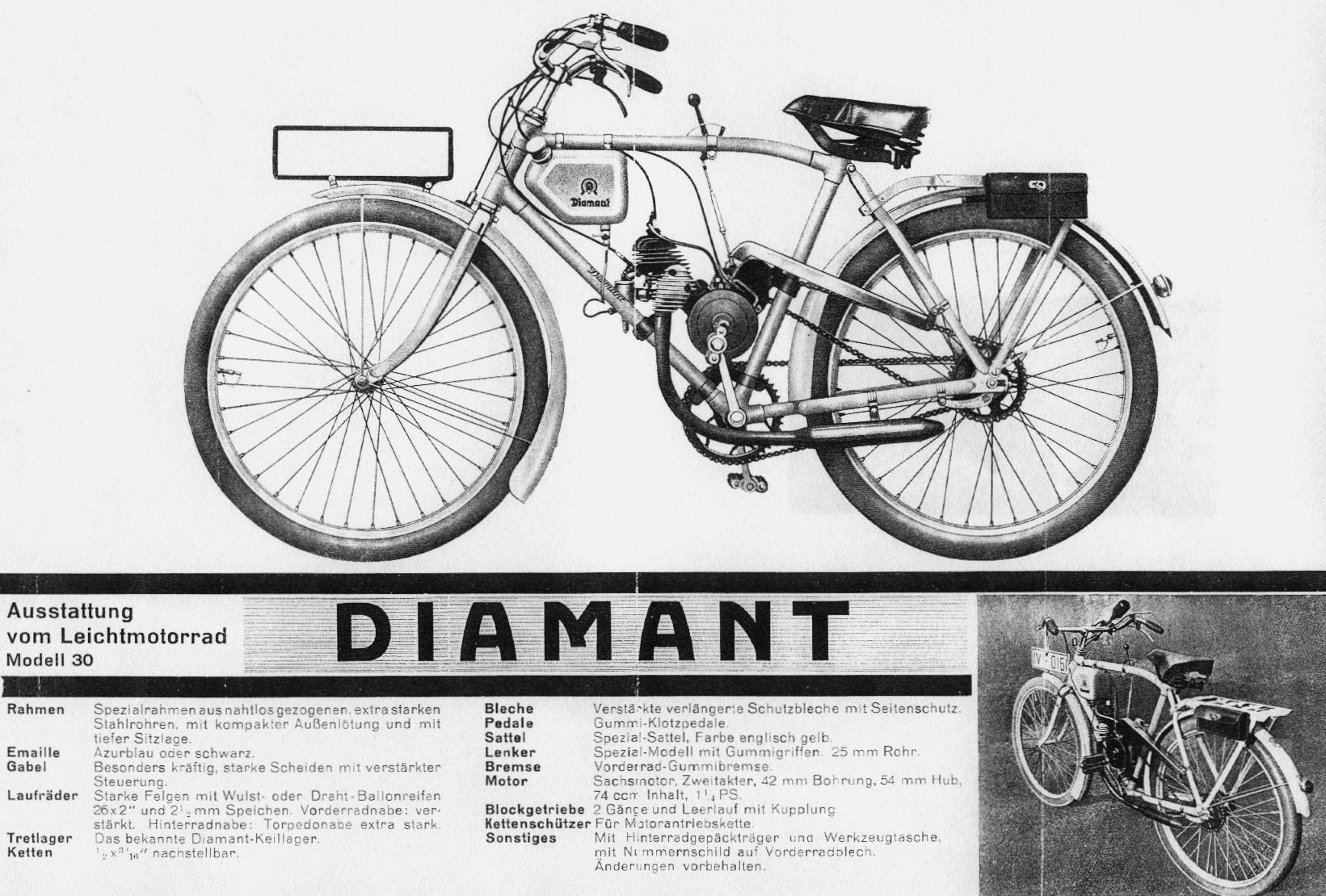 European Lightweight Motorized Bicycles