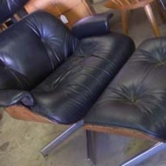 Selig Eames Chair Makeup Artist Folding Vintage Lounge W Ottoman Modern Love