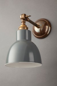 Churchill wall light - Colour - Old School Electric
