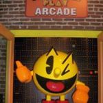Pac-Man Play Arcade