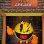 Pac-Man Play Arcade