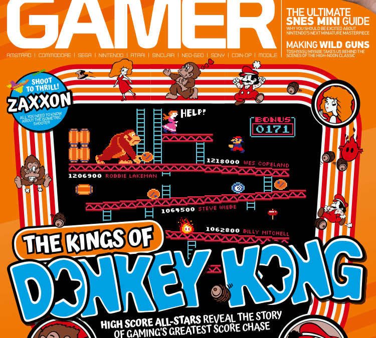 Other Magazine Update: Retro Gamer August 2017