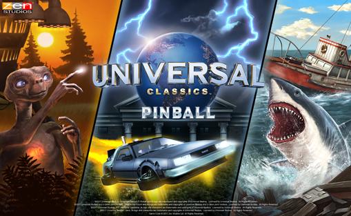 Universal Classics Pinball announced