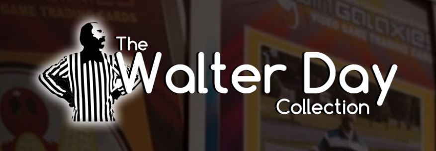 Video Game Trading Card Spotlight – Walter Day