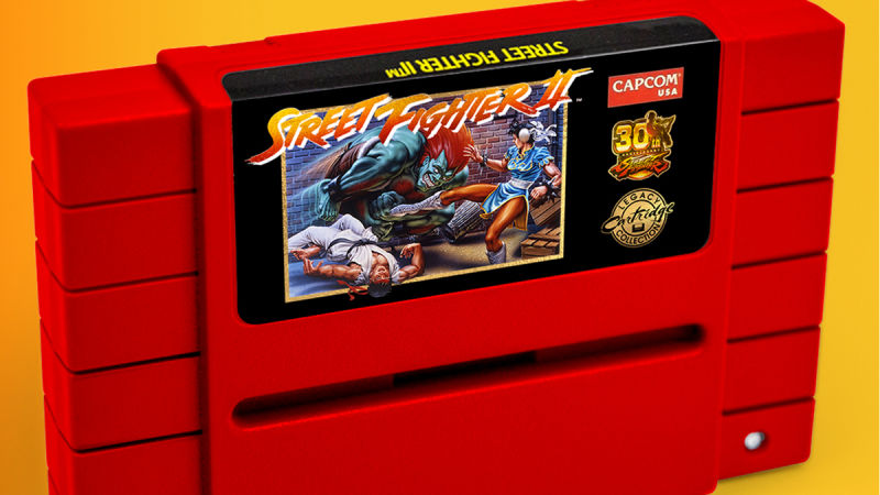 New Super Nintendo Release by Capcom – Call me crazy but it's true