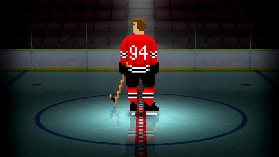 Inside NHL 94 Documentary 'Pixelated Heroes'