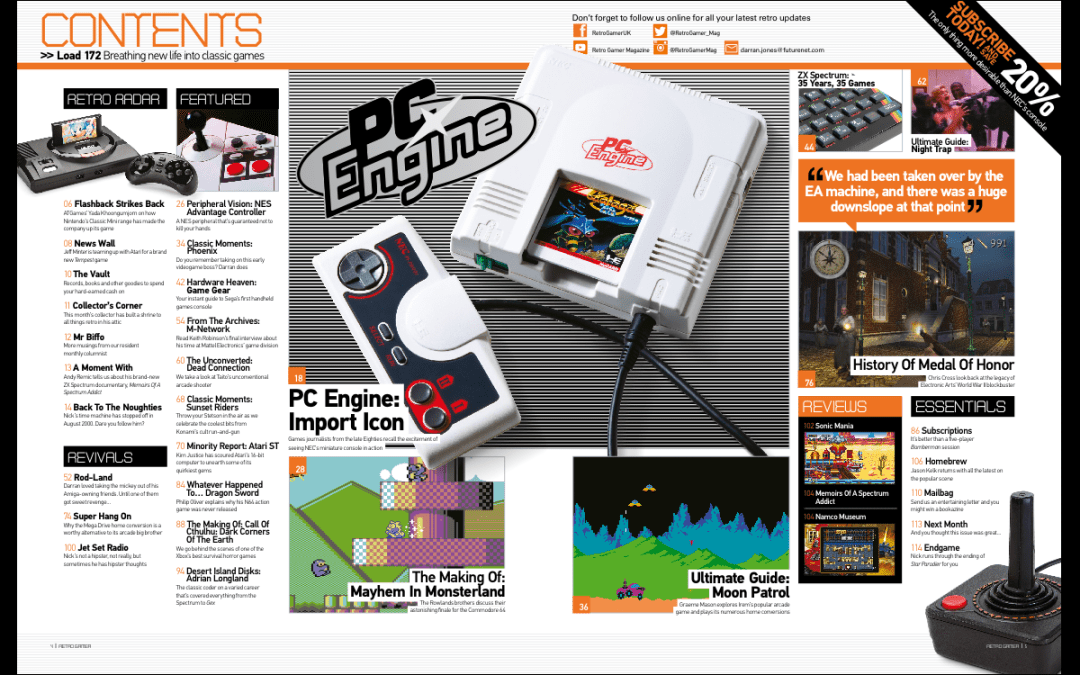 Other Magazine Update: Retro Gamer September 2017