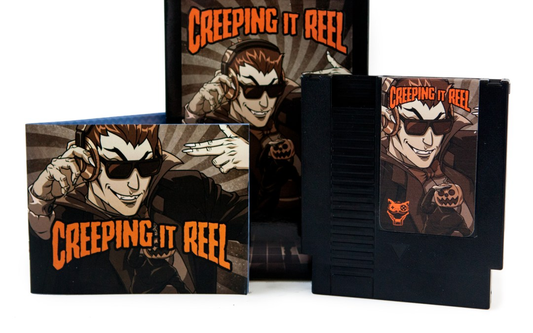 Old School Gamer Magazine Exclusive: Inside 'Creepin' It Real'