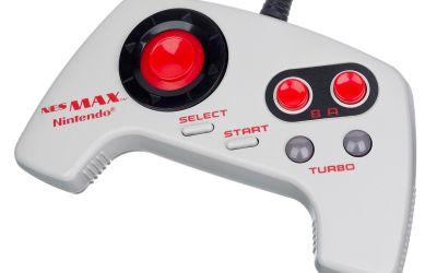 A Closer Look at Nintendo's Official NES Peripherals: NES Max