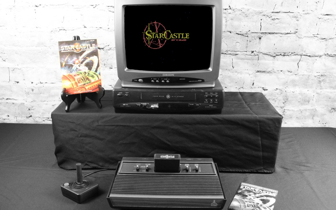 An Atari 2600 Review: Star Castle Arcade