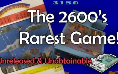 Air Raid [Atari 2600] – Unreleased & Unobtainable