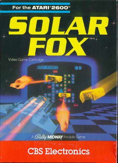 100 Greatest Console Video Games 1977-1987: Solar Fox
