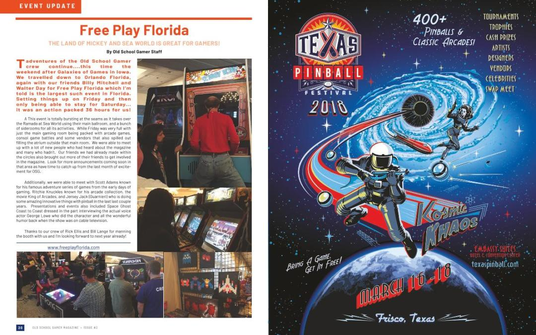 Free Play Florida – The Land of Mickey and Sea World is Great For Gamers!