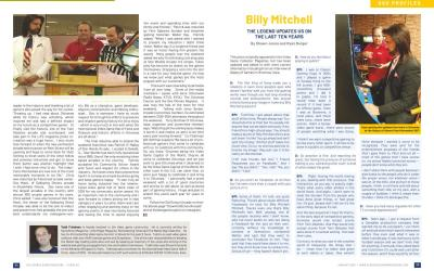 OSG Profile: Billy Mitchell: The Legend Updates Us On the Last Ten Years – By Ryan Burger