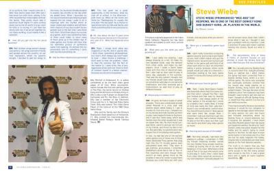 OSG Profile: Steve Wiebe