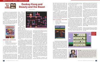 Brett's Old School Bargain Bin: Donkey Kong and Beauty and the Beast – By Brett Weiss