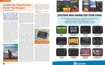 Feature: Inside the PlayStation: Enter the Dragon – By By Antoine Clerc-Renaud