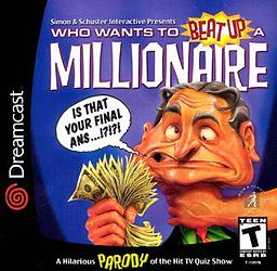 Downright Bizarre Games: Who Wants to Beat Up a Millionaire? – Seriously, can I phone a friend?!?!?